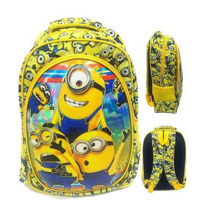 2cc7e95eea ... 5d Oval face Padded Backpack- assorted characters. prev. next. prev