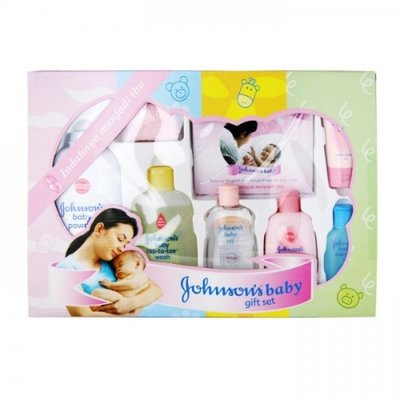 Johnson Baby Gift Set  sc 1 st  Dumsmall.com & Johnson Baby Gift Set - Kids Moms Online Store - Dumsmall